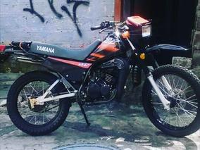 Yamaha Dt175 Negra