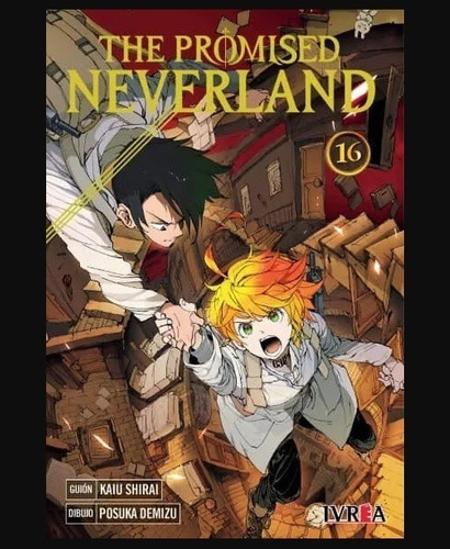Imagen 1 de 1 de Manga The Promised Neverland Tomo 16 - Argentina
