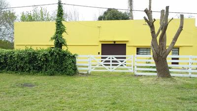 Casa Quinta En Alvarez Jonte A 90 Minutos De Caba
