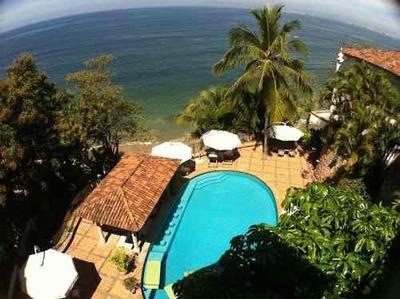 Ry-9.exclusiva Residencia Frente Al Mar En La Famosa Zona Romantica