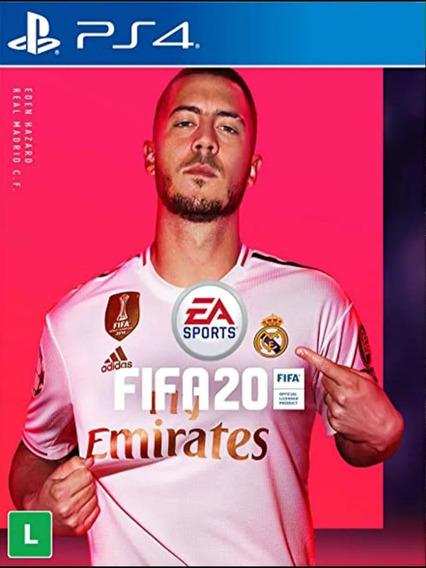 Fifa 20 2020 Ps4 Digital1 Original