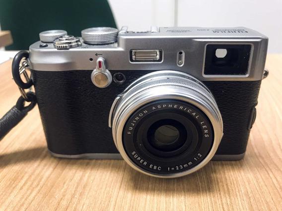 Câmera Fotográfica Fujifilm X100