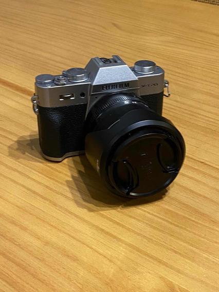 Câmera Fujifilm X-t20 + Lente Fuji 18-55 Mm F/2.8