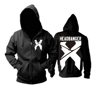 Campera Excision Headbanger Color Animal