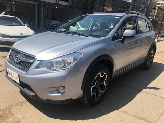 Subaru New Xv Cvt Dynamic 2014