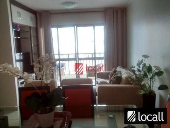 Apartamento Residencial À Venda, Imperial, São José Do Rio Preto. - Ap0302