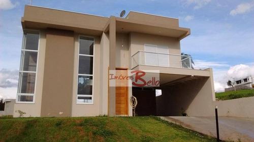 Casa Com 5 Dormitórios À Venda, 350 M² Por R$ 1.007.000,00 - 7 Lagos - Itatiba/sp - Ca1123