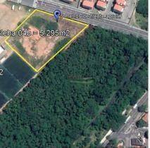 Imagem 1 de 1 de Área Para Alugar, 5295 M² Por R$ 12.500,00/mês - Jardim Sul - São José Dos Campos/sp - Ar0016