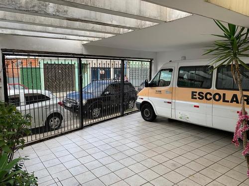 Casa Com 3 Dormitórios À Venda, 162 M² Por R$ 580.000 - Vila Formosa - São Paulo/sp - Ca0902