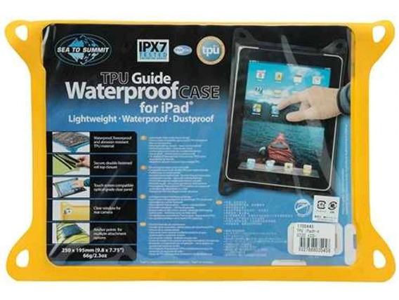 Protector Contra Agua iPad Amarillo Accesorio Sea To Summit