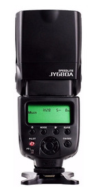 Flash Para Canon Nikon Olympus Pentax Etc Viltrox Jy680a