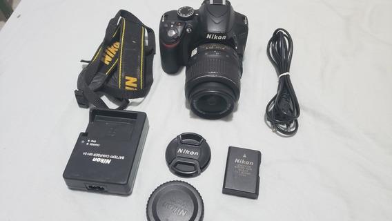 Câmera Nikon D3200 + Lente 18-55 - 17837 Cliques