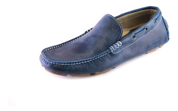Zapatos Driver Peskdores Azul Drat0051