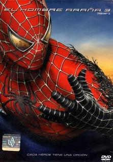 El Hombre Araña 3 - Tobey Maguire - Dvd - Original!!