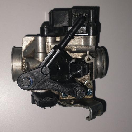 Corpo De Injeção Honda Fan 150 Mix Completo Original Usado