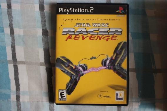 Star Wars Racer Revenge Ps2 Original