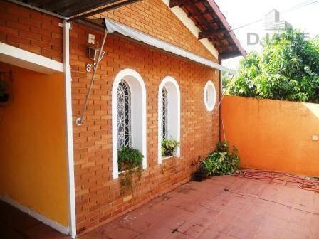 Casa Residencial À Venda, Parque Via Norte, Campinas. - Ca4876