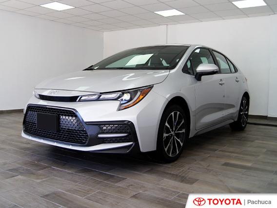 Toyota Corolla 1.8 Se Plus At Cvt 2020