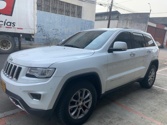 Grand Cherokee V6 Limited 3.6 Usa 2015