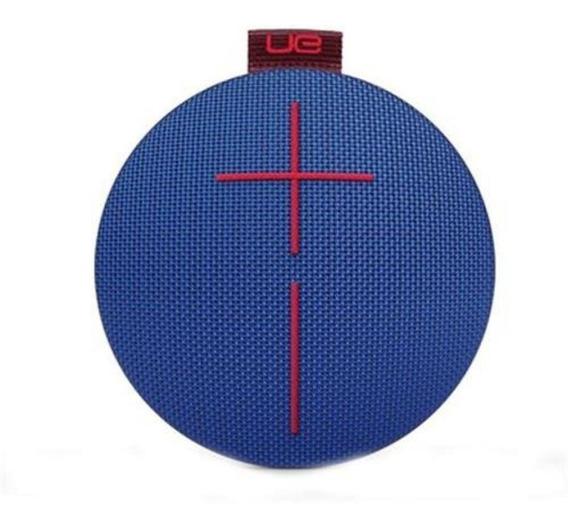 Caixa De Som Bluetooth Logitech Ue Roll | Vitrine