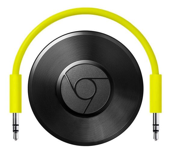 Chromecast Audio Hero Streaming Open Box
