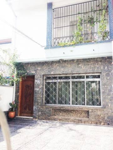 Casa 170m², 3 Dormitorios,  2 Vagas - Bosque Da Saúde - Ca0688