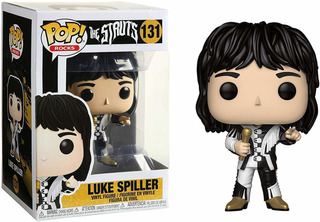 Figura Funko Pop Rocks: The Struts - Luke Spiller