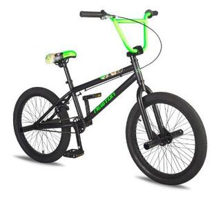 Bicicleta Newton Cristobal Bmx Rodado 20 Freestyle Piruetas