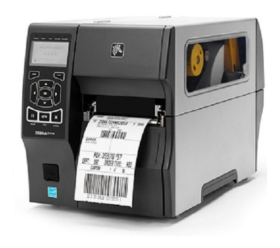 Impressora De Etiqueta Zebra Zt410 Usb/ser/bluetooth/ethe.