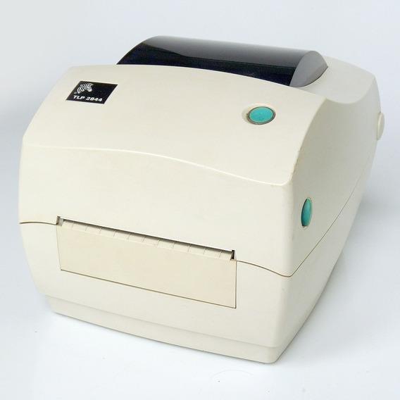 Impressora De Etiquetas Zebra Tlp 2844 Usada