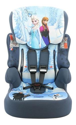 Autoasiento Silla Booster Beline Disney Frozen Niña 9-36 Kg.