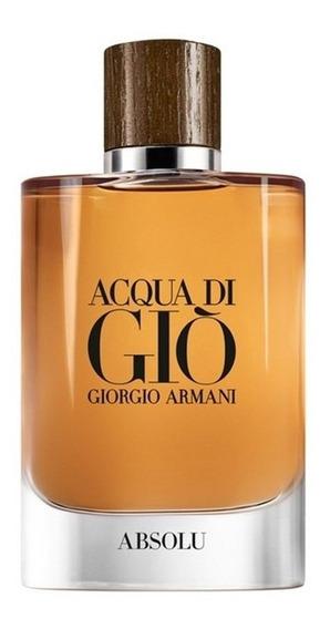 Perfume Acqua Di Giò Absolu Masculino Edp 125ml