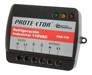 Protector 110v Aire/refrigeradores Cable A Cable