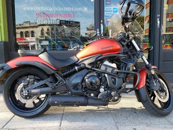 Kawasaki Vulcan 650 S Abs 2016 Dolar Billete Cordasco Cycle