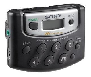Sony Walkman Sintonización Digital Portátil De Palm Tamaño
