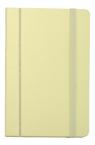 Caderno Swarovski Citrine - Cor Amarelo