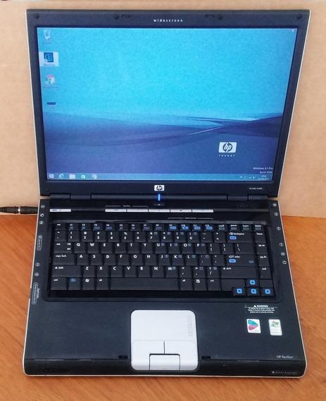 Notebook Hp Dv4000 - Funcionando - Leia Descrição