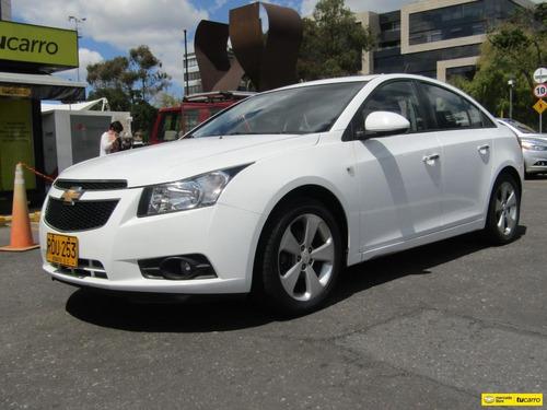 Chevrolet Cruze Platinum At 1800