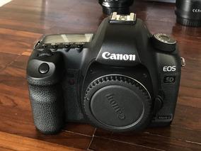 Câmera Digital Profissional Canon 5d Mark Ii - Somente Corpo