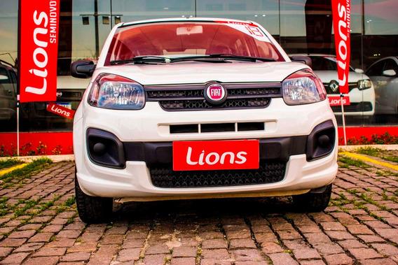 Fiat Uno Drive 2019