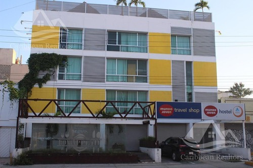 Hotel En Venta En Cancun/centro