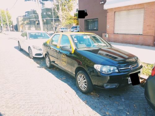 Fiat Siena 1.4 Fire Taxi Con Licencia 2012