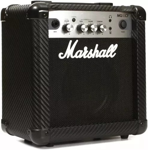 Amplificador Guitarra Marshall Mg 10 Cf