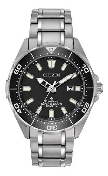 Citizen Titanium Promaster Diver Silver Bn0200-56e ¨dcmstore
