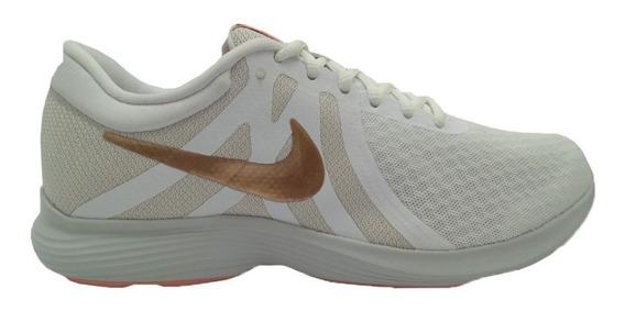 Tênis Nike Feminino Revolution 4 Branco