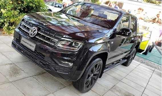 Volkswagen Amarok Extreme Black Style V6 258cv Ctdo Rt A1