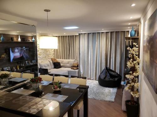 Apartamento Para Venda Por R$370.000,00 Com 63m², 2 Dormitórios, 1 Suite E 1 Vaga - Jadim Penha, São Paulo / Sp - Bdi28841