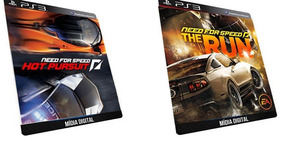 Need For Speed Hot Pursuit / The Run Ps3 Psn Game Digital