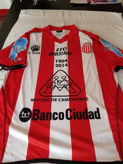 Camiseta Barracas Central 110 Aniversario