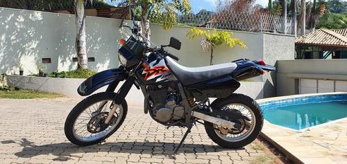 Imagem 1 de 8 de Suzuki Dr 650 Re Moto Toda Revisada Suspensão Preparada Nova